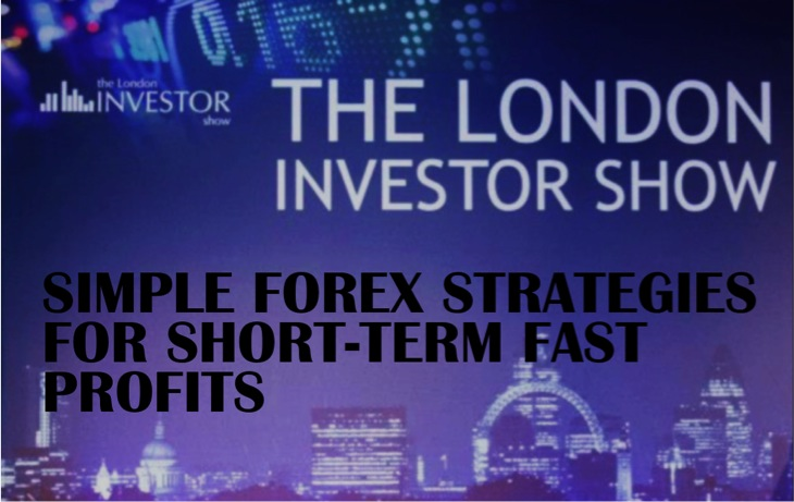 London investor show forex awards