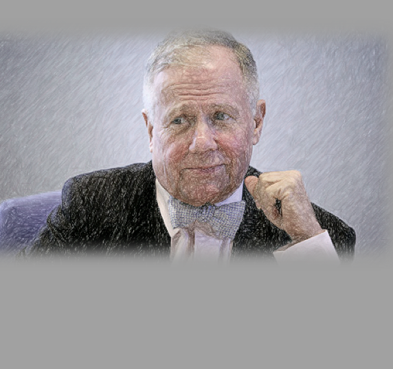 Jim rogers forex trader