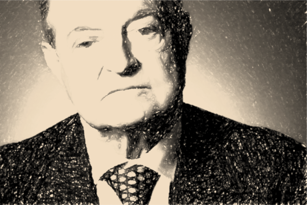 George soros forex trading