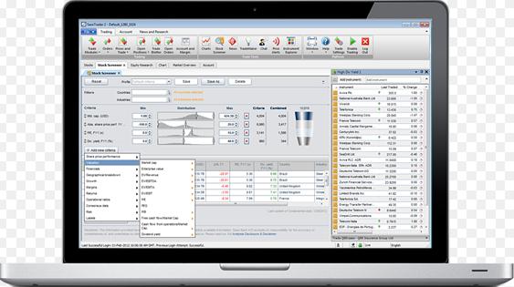 Saxo bank forex platform
