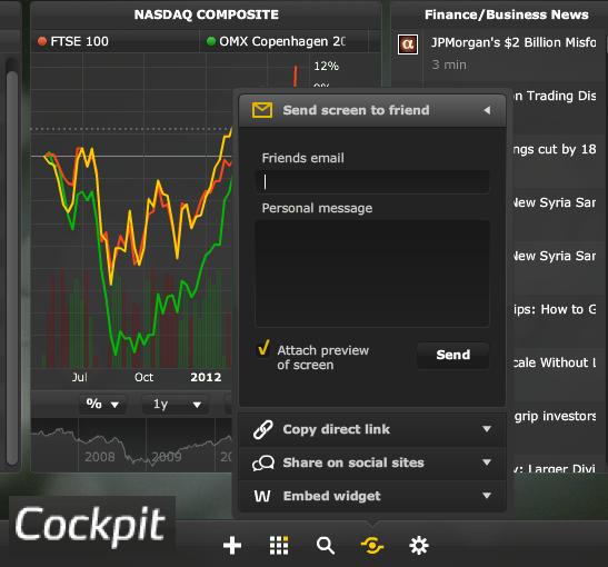EuroInvestor-Cockpit