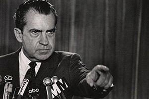 Richard Nixon in 1971