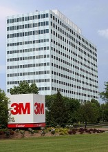 The 3M headquarters at St Paul, Minnesota