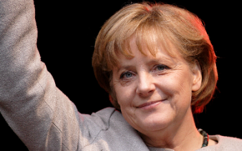 German Chancellor Angela MerkelSource: Wikimedia Commons