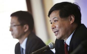 China's Finance Minister Zhu Guangyao