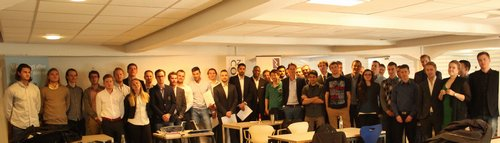 Spring 2013 - Nordic Trading Competition