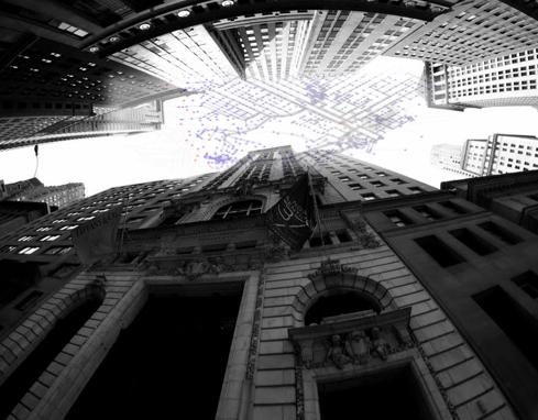 wall street algorithmic sky