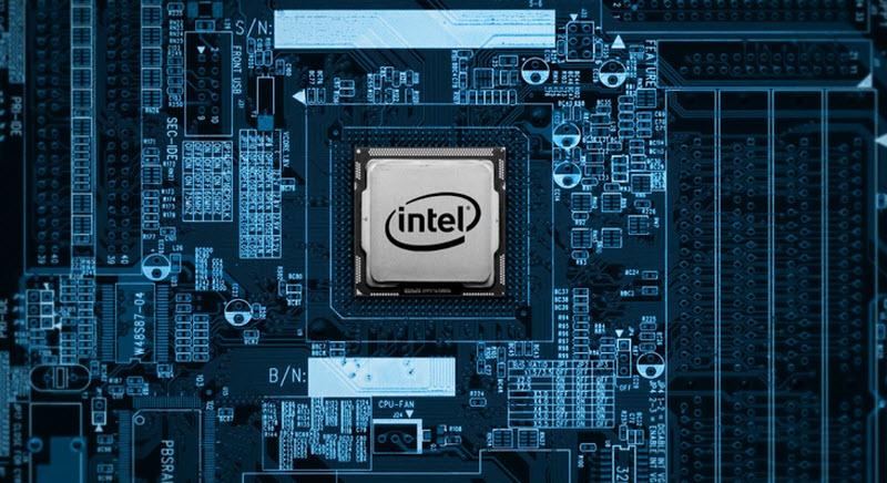 Intel stock TradersDNA