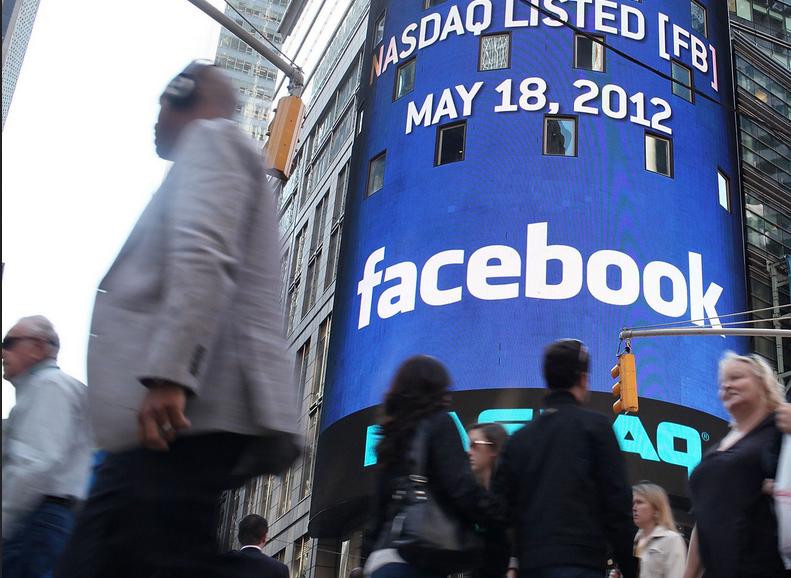 Facebook Stock Nasdaq Tradersdna