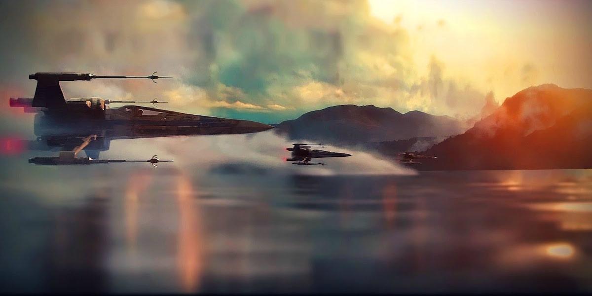 Star Wars 7 Force Awakens