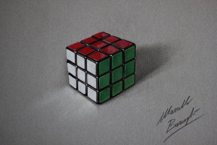 Artist: Marcello Barenghi - marcellobarenghi.com