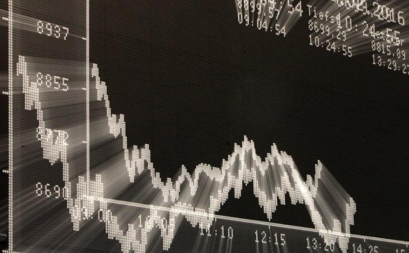 Volatility and market crash