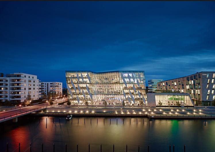 Saxo Bank Headquarters Copenhagen