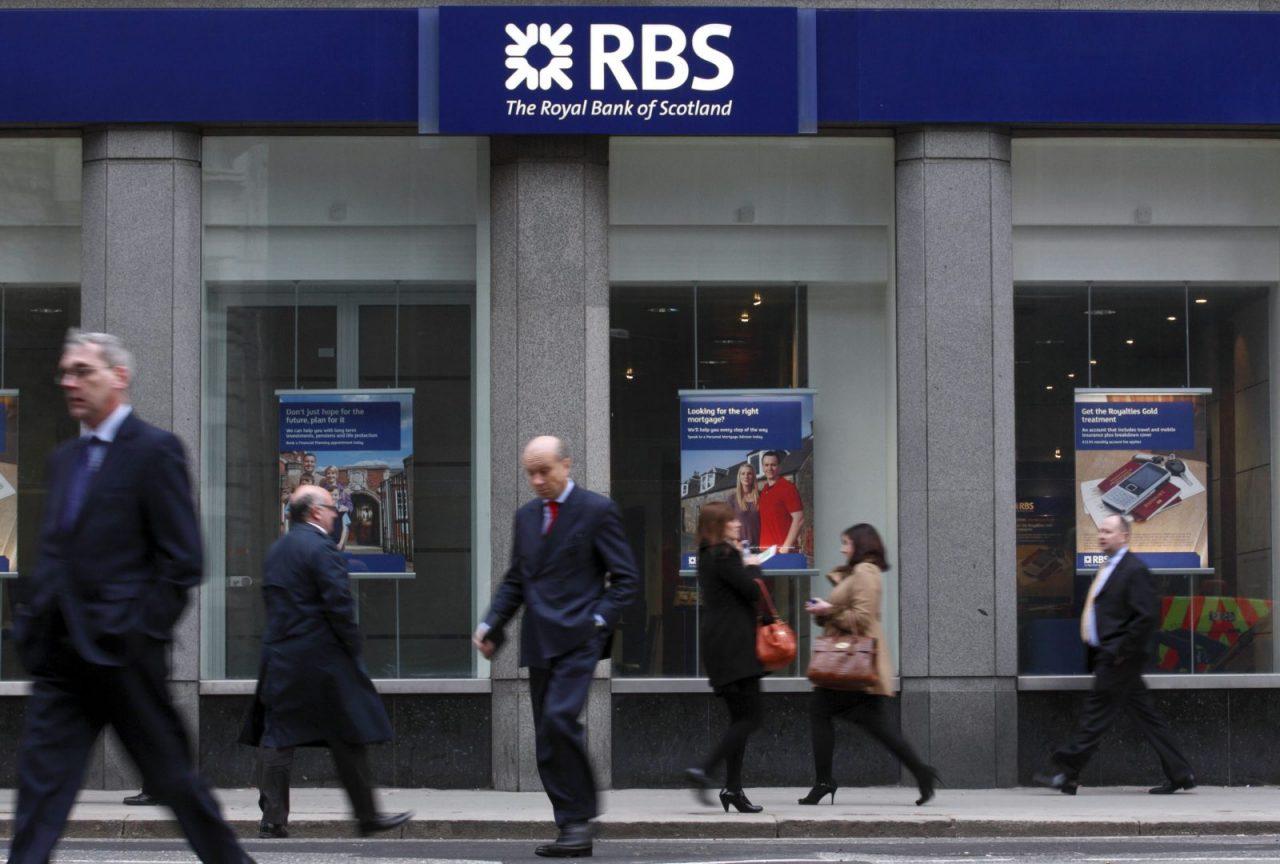 Royal Bank Scotland tradersdna