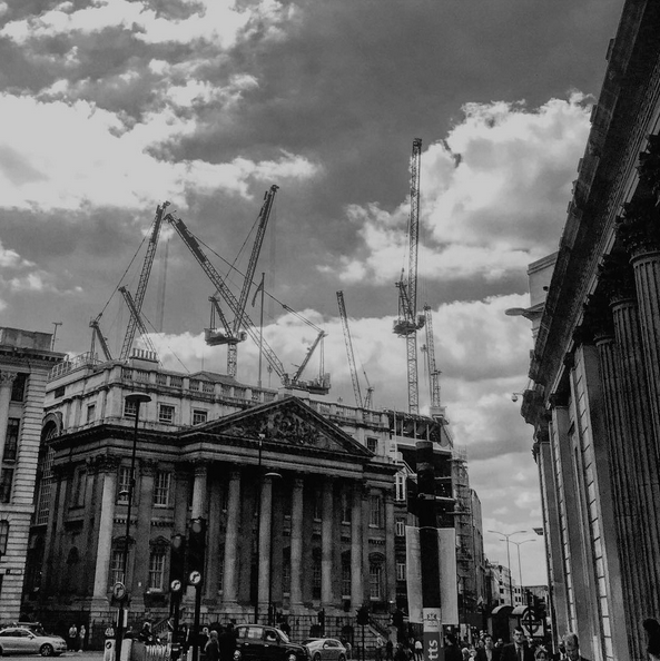 Brexit and Financial Apolypse, image by Dinis Guarda