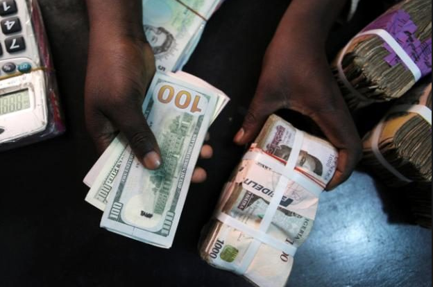 Nigeria Naira and crude oil prices
