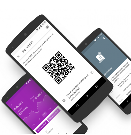 Wallet Blockchain-Powered Exchange Trading App Lykke is Now on Android