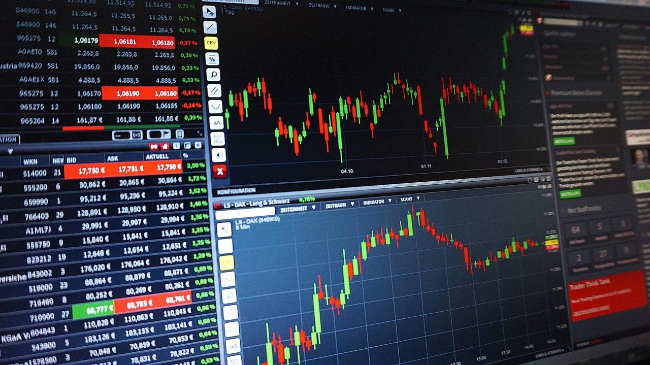 crypto algo trading platform)