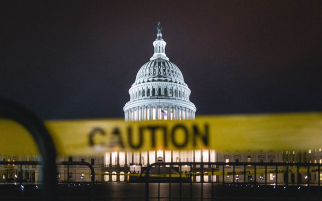 At the beginning of March 2019, the current US government 'debt ceiling' (a legislative cap on the amount of debt incurred by the US Treasury) will be reinstated