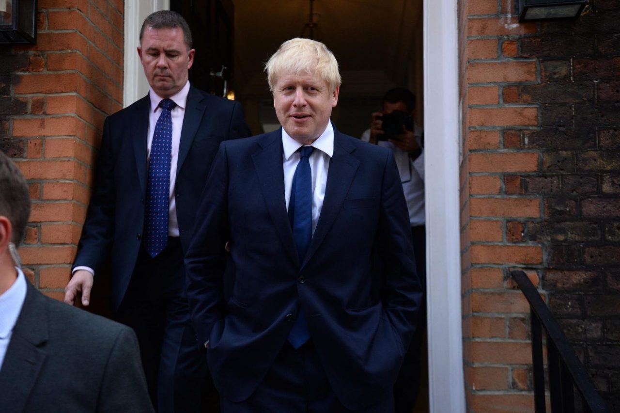 Pro-Brexit Boris Johnson Is The New UK Prime Minister And Concerns About A No-Deal Exit Increases