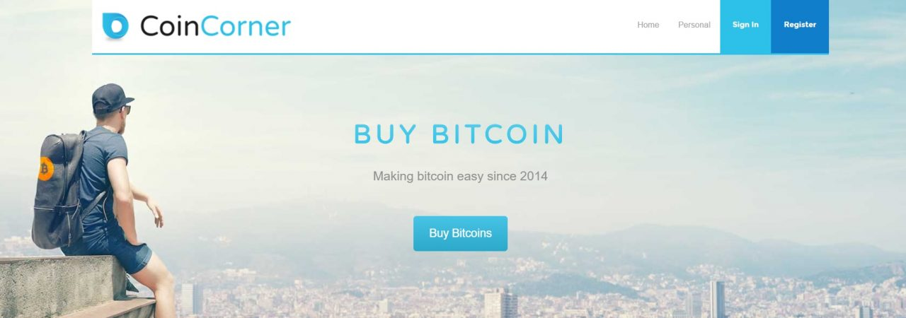 Founded in 2014, CoinCorner's team has risen to the challenges presented by the emerging sector in order to help customers in the UK and Europe to buy Bitcoin easily and quickly