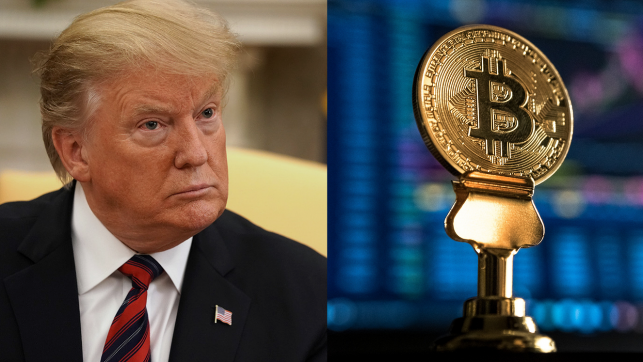 'Bitcoin Unphased By Trump's Crypto Twitter Tirade,' Says CoinCorner CEO