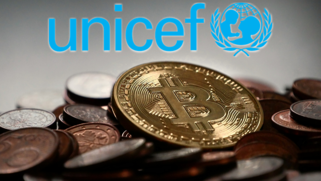 Opinion: UNICEF Cryptocurrency Fund Shows That Bitcoin Can Be Used As A Means Of Exchange