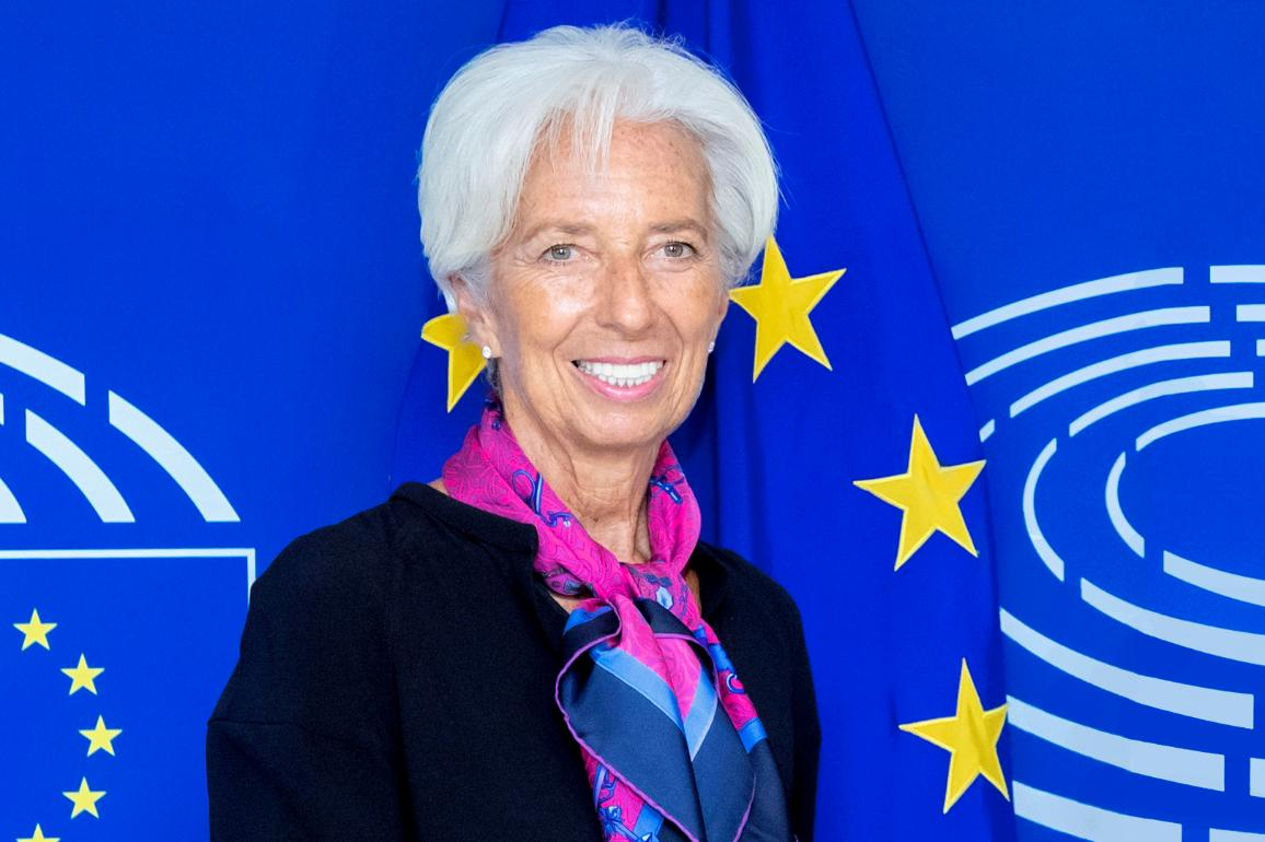 Changing Christine Lagarde At The ECB