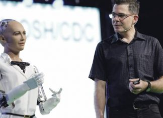 robot, robotics, Sophia, Sophia the Robot, David Hanson, Sophia creator, robot creator