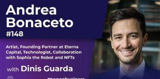 Andrea Bonaceto, NFT, thought leaders, Dinis Guarda interview