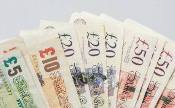 Pound, exchange rate, currency, British Pound