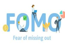 FOMO, fear of missing out, crypto, cryptocurrency, crypto trading, investing